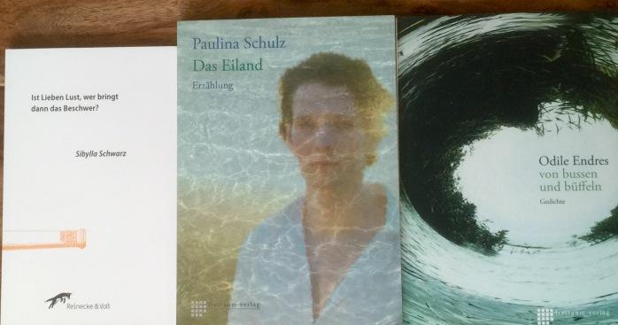 Bücher von Freiraum und Reinecke & Voß in der Buchhandlung Scharfe, Greifswald