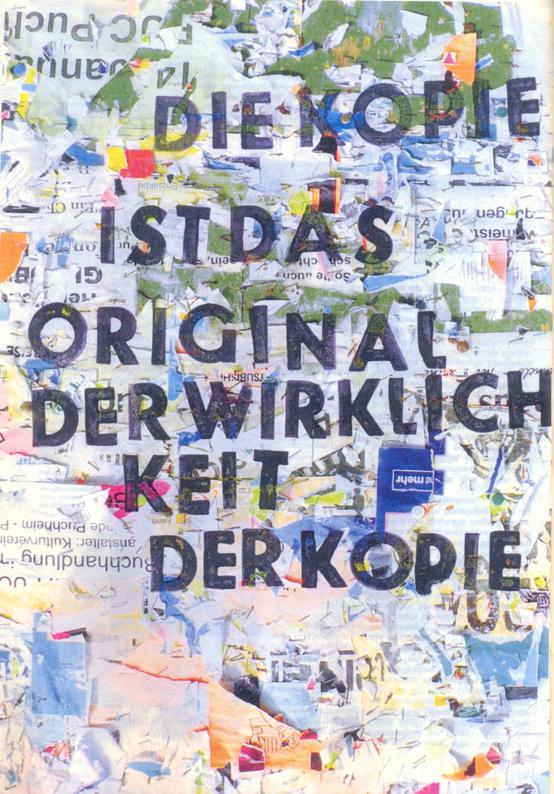S.J. Schmidt_Die Kopie ist das Original... (c) S.J.Schmidt