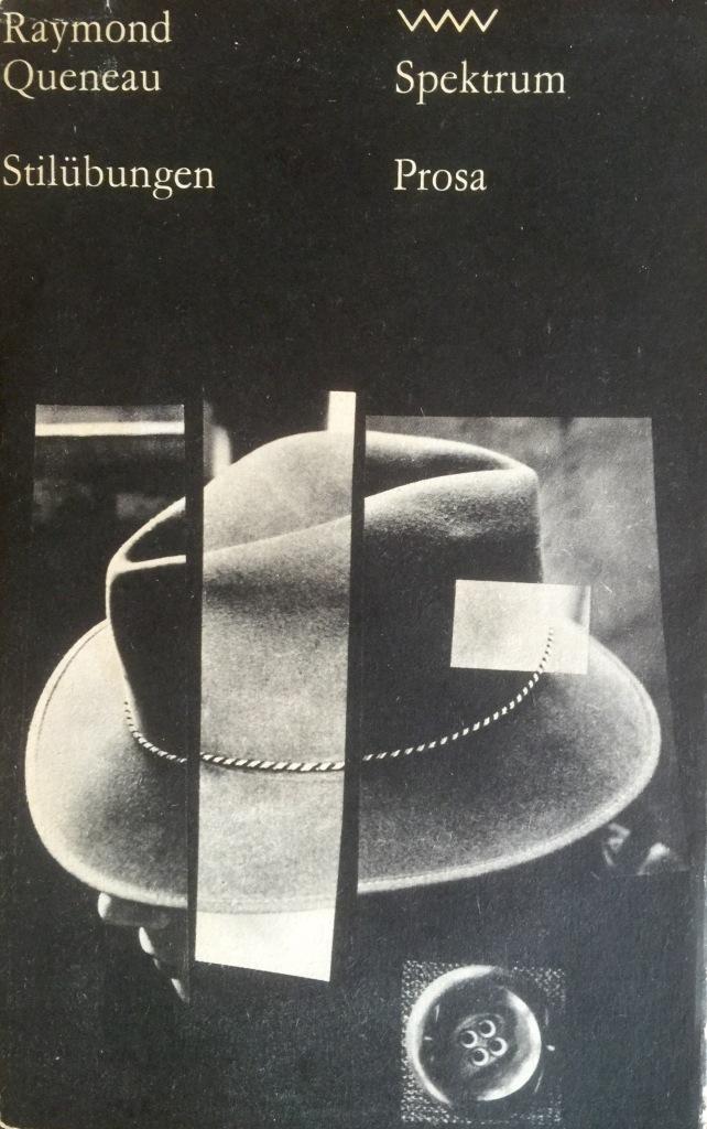 DDR-Ausgabe der Übersetzung von Ludwig Harig / Eugen Helmlé in der legendären Spektrum-Reihe (1983)