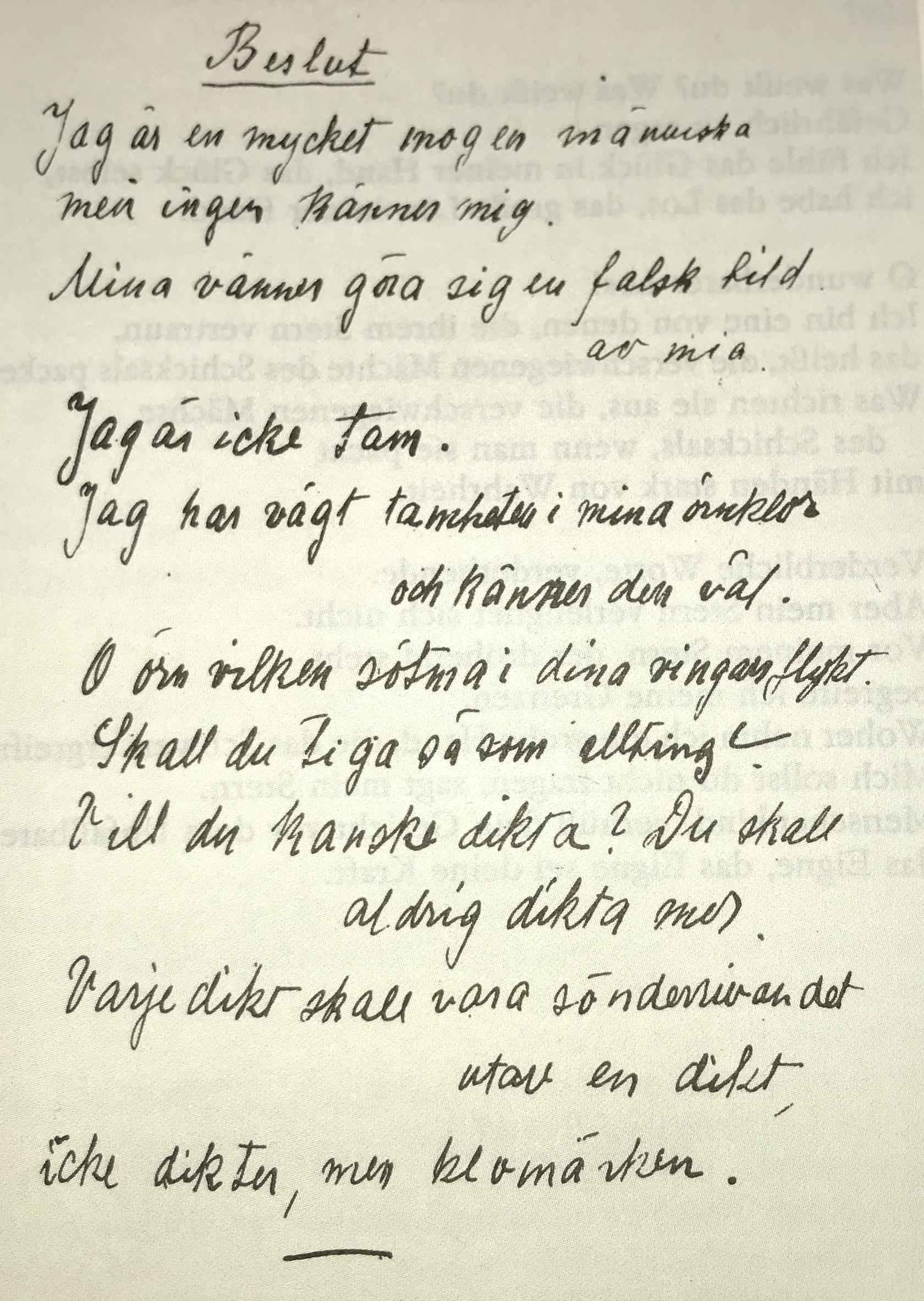 Nicht Gedicht Klauenspur Lyrikzeitung Poetry News